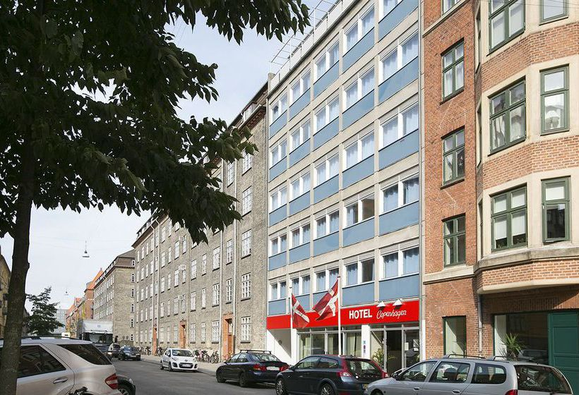 Hotel Copenhagen Copenhaga