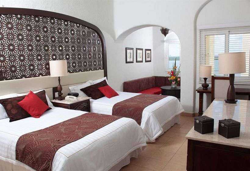 Hotel GR Caribe Deluxe By Solaris Resort Cancun