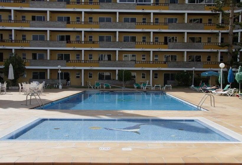 Apartamentos los tilos in playa del ingles starting at 18 destinia - Apartamentos playa del ingles trivago ...