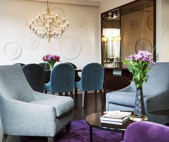 Elite Eden Park Hotel Stoccolma