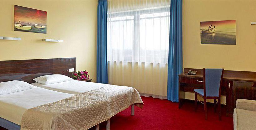 Hotel Focus Gdansk غدانسك