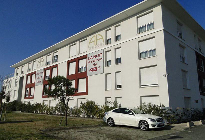 All suites appart hotel bordeaux merignac merignac for Appart hotel 45