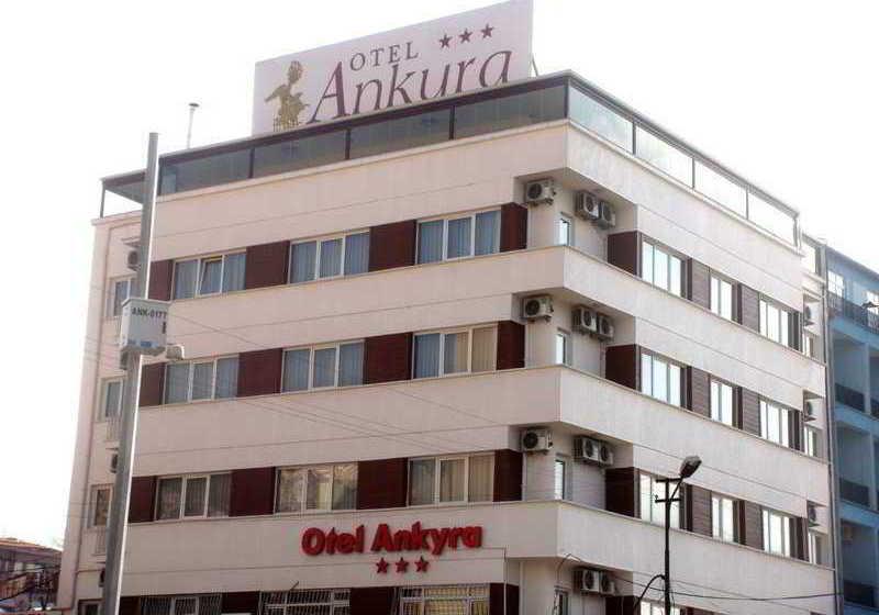 ホテル Ankyra アンカラ