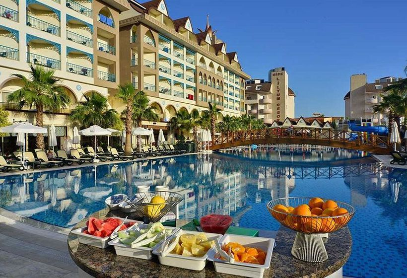 Hotel Side Crown Palace In Side Starting At 163 17 Destinia