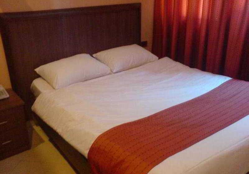 Hotel Crystal Palace Damasco