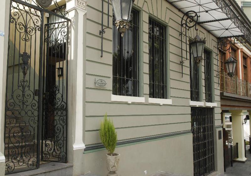 Hotel Mansion Del Rio Boutique Guayaquil