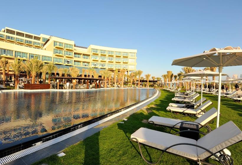 Zwembad Hotel Rixos The Palm Dubai