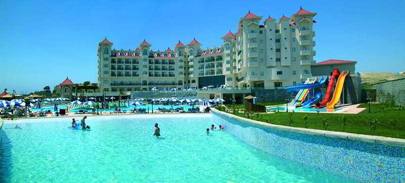 Piscina Hotel Side Mare Resort & Spa