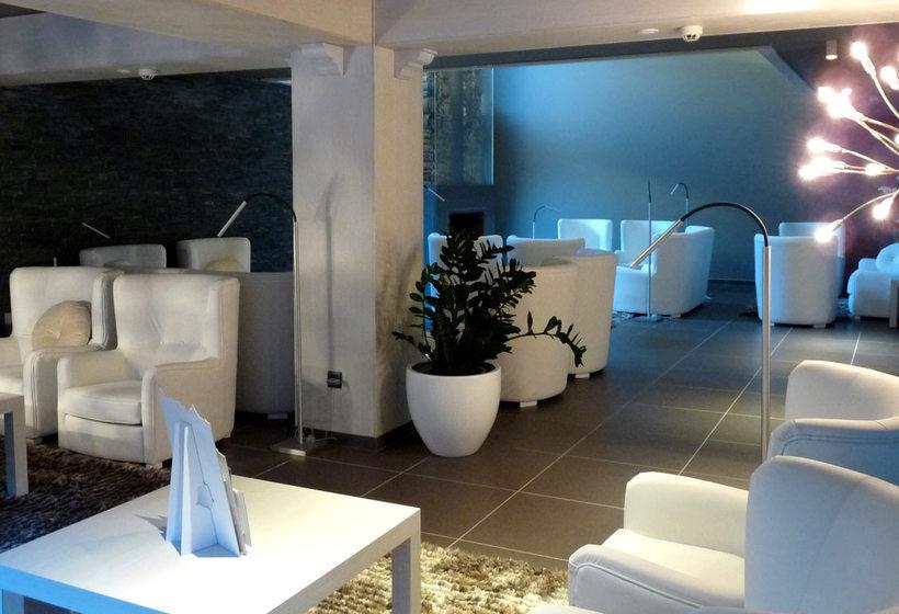 Zone comuni Hotel Xalet Bringue El Serrat