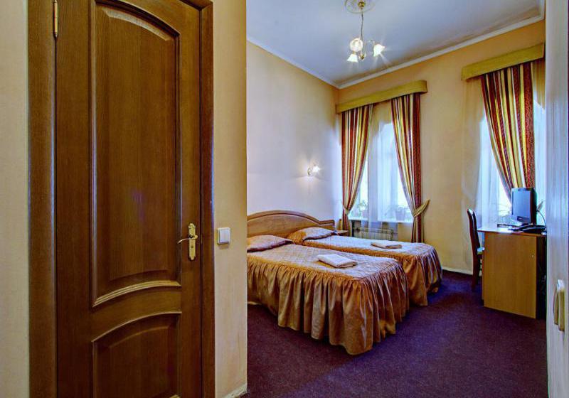 Hotel Elegy San Petersburgo