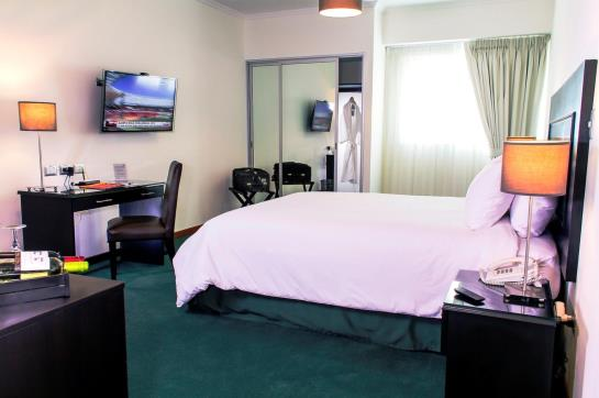 فندق El Polo Apart & Suites ليما