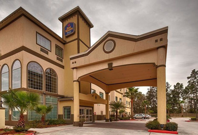 Hotel Best Western Plus New Caney Inn Suites