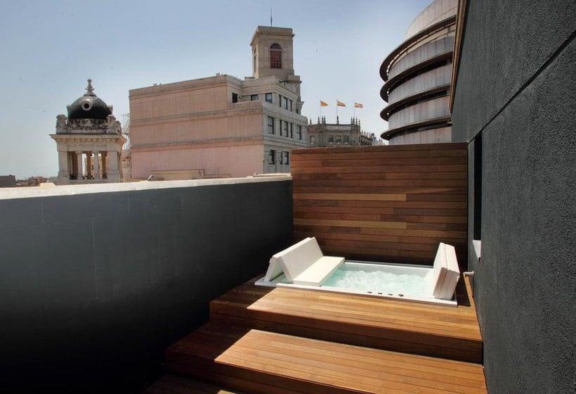 Hotel Room Mate Pau Barcelona