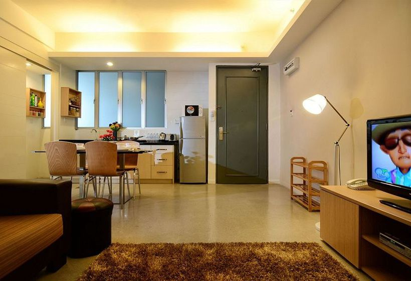 호텔 One-Stop Serviced Residence & Office 쿠알라룸푸르