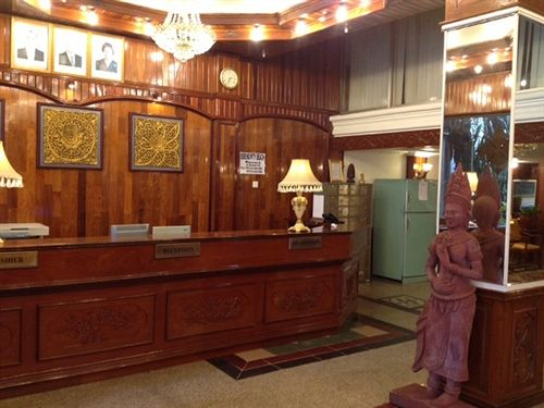 Hotel Royal Palace Phnom Penh
