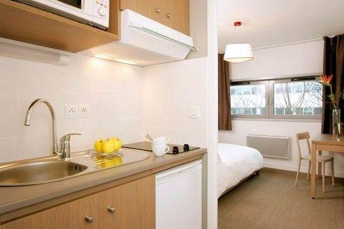 Cocina Hotel Comfort Suites Cannes Mandelieu Mandelieu la Napoule