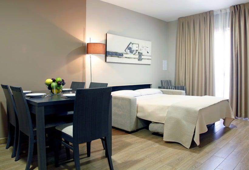 Zimmer Aparthotel Jacetania Spa Jaca