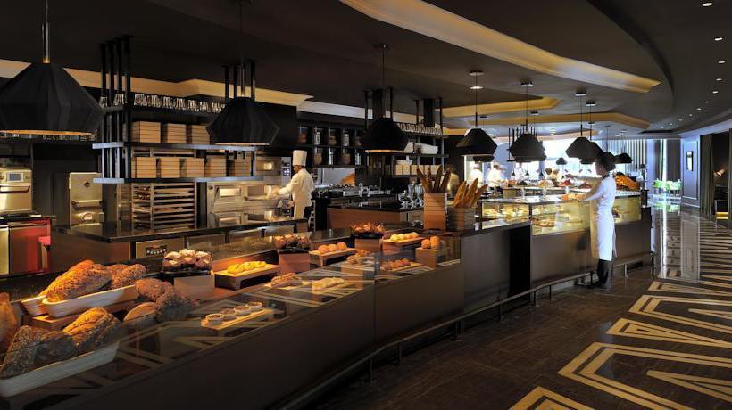 Restaurante Hotel JW Marriott Marquis Dubái