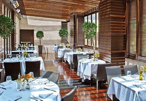 Jw Marriott Hotel Mexico City Santa Fe Mexiko-Stadt