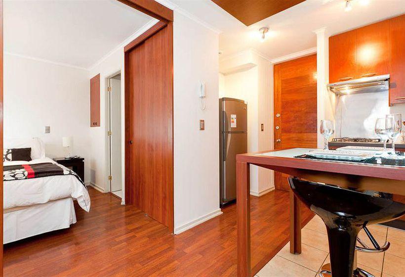 Lastarria Suites Aparthotel サンティアゴ