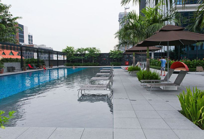 Hotel Ramada Singapore At Zhongshan Park Singapur