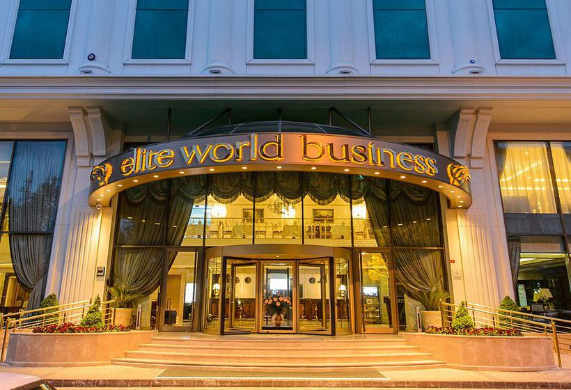 فندق Elite World Business إسطنبول