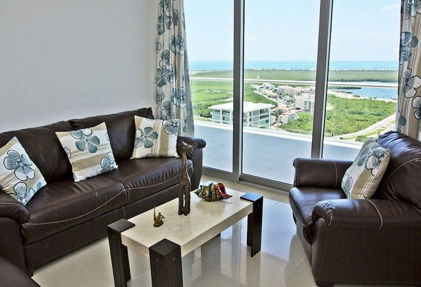 Barcelona Tower Suites Cancun