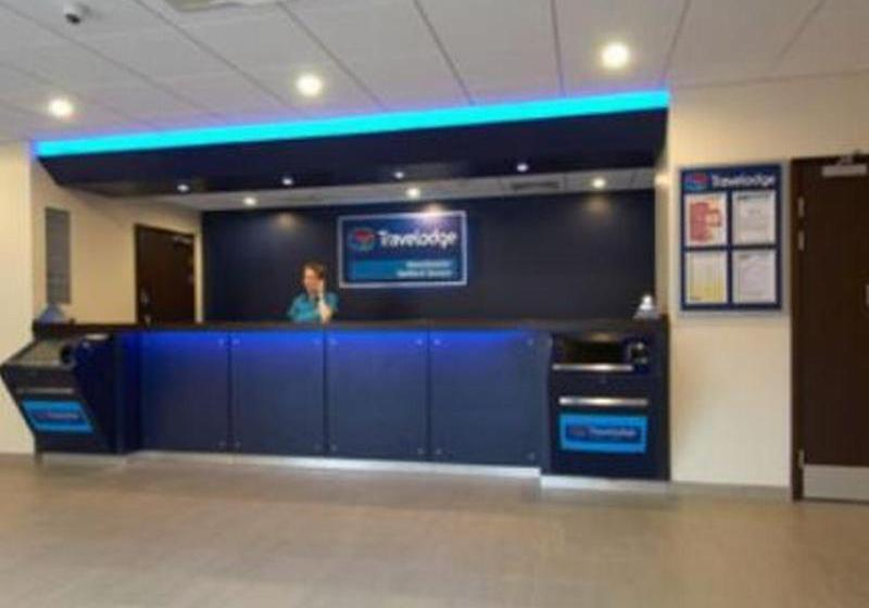 Hôtel Travelodge Manchester Salford Quays