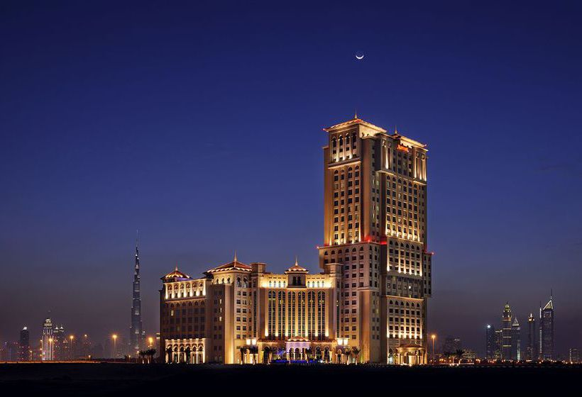 Aussenbereich Marriott Hotel Al Jaddaf Dubai