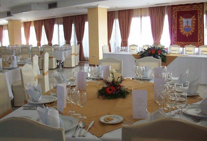 Restaurant Apartamentos Bahia Sur San Fernando