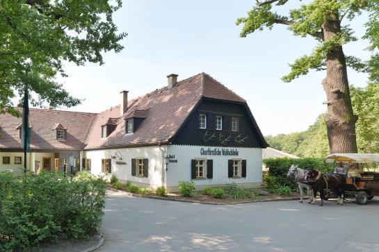 Hotel Churfuerstliche Waldschaenke Moritzburg, Moritzburg: the best ...