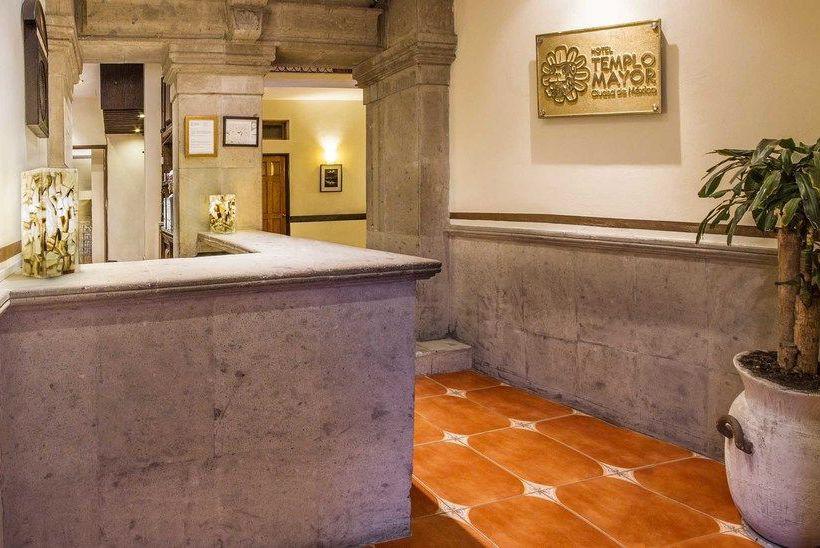 Hotel Templo Mayor Mexiko-Stadt