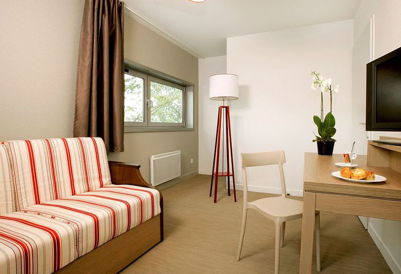 Aparthotel Appart'City Mulhouse