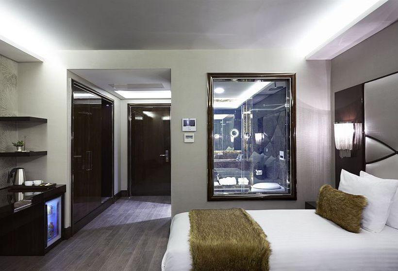 Habitación Hotel Biz Cevahir Istanbul Estambul