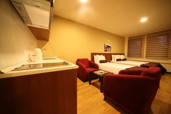 Hotel Comfort Suite Taksim Istambul