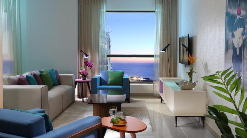 Kamer Hotel Hawthorn Suites by Wyndham Dubai