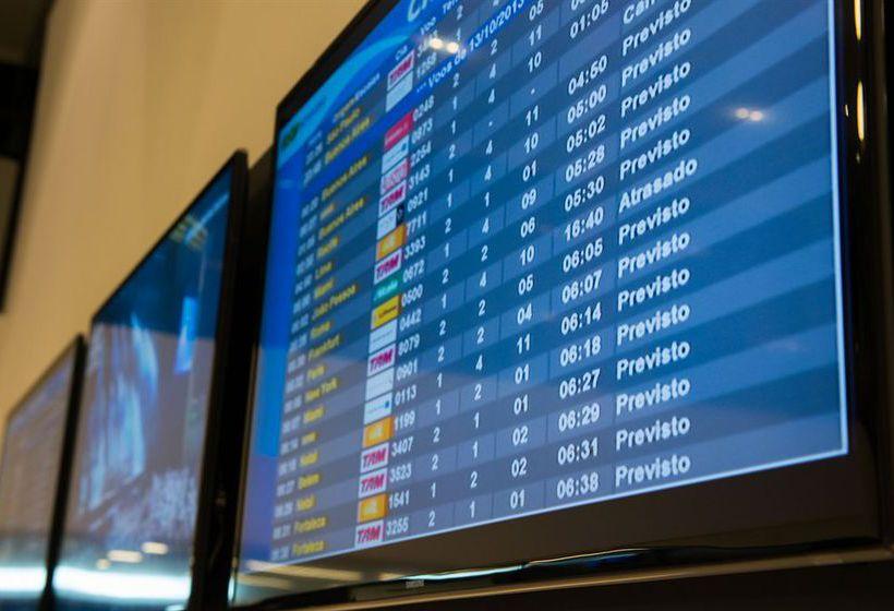 Hotel Linx International Airport Galeao Rio de Janeiro