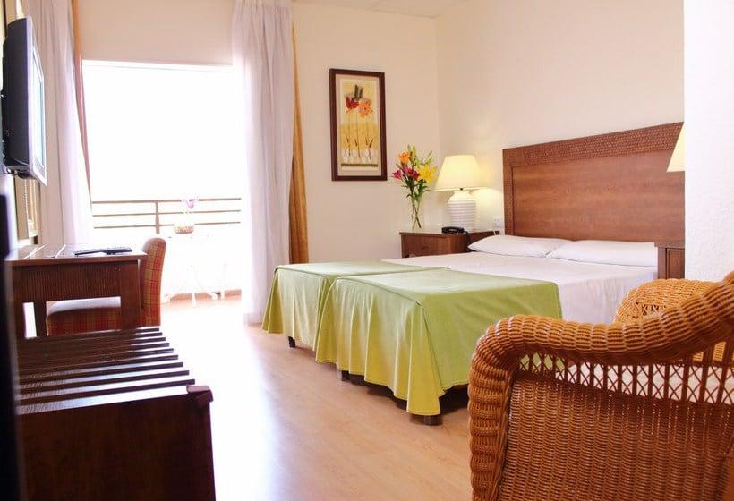 Camera Hotel Trianflor Puerto de la Cruz