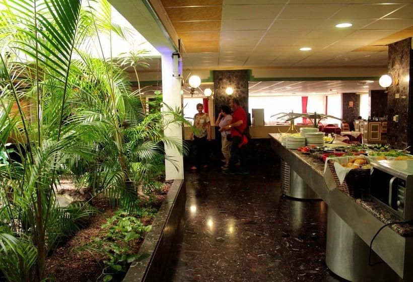 Ristorante Hotel Trianflor Puerto de la Cruz