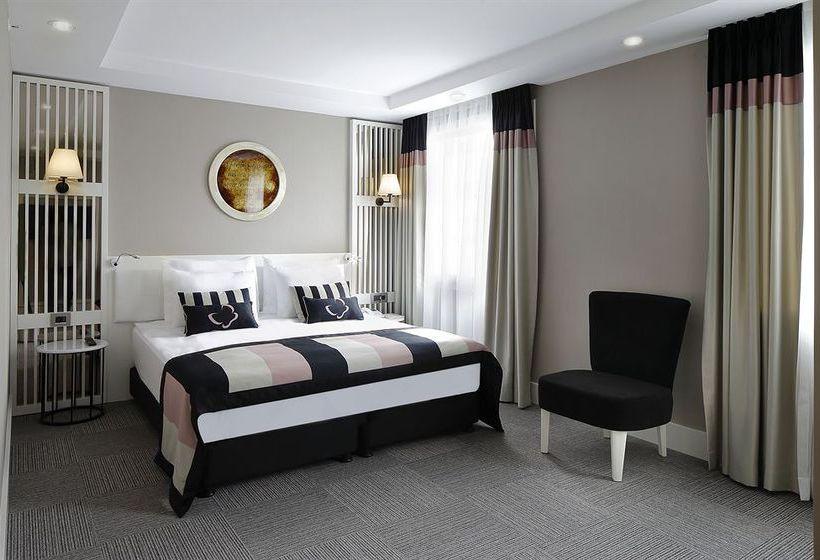 部屋 ホテル Mia Berre イスタンブール