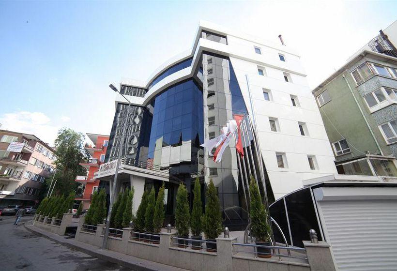 Asrin Business Hotel Ancara