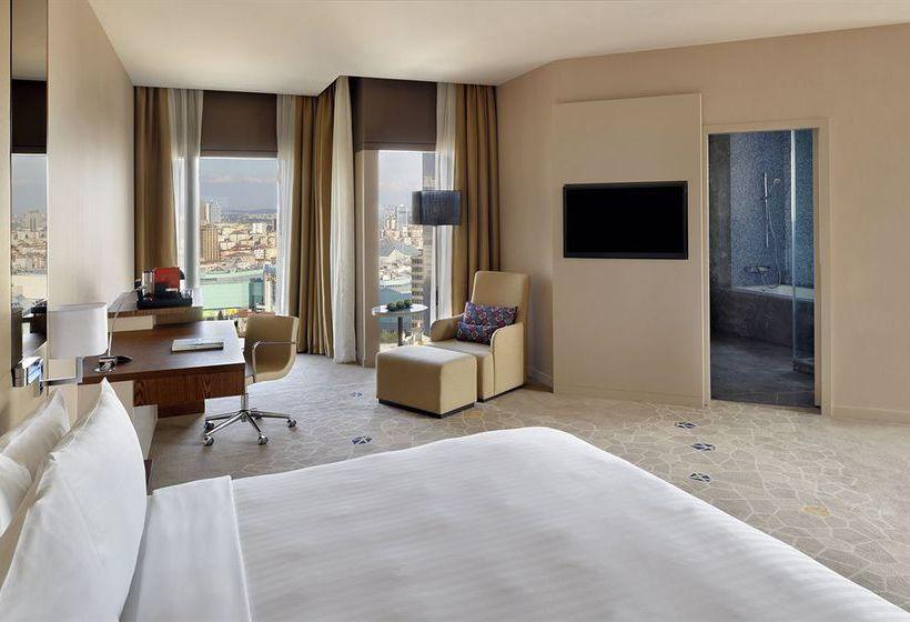 Istanbul Marriott Hotel Sisli  Estambul