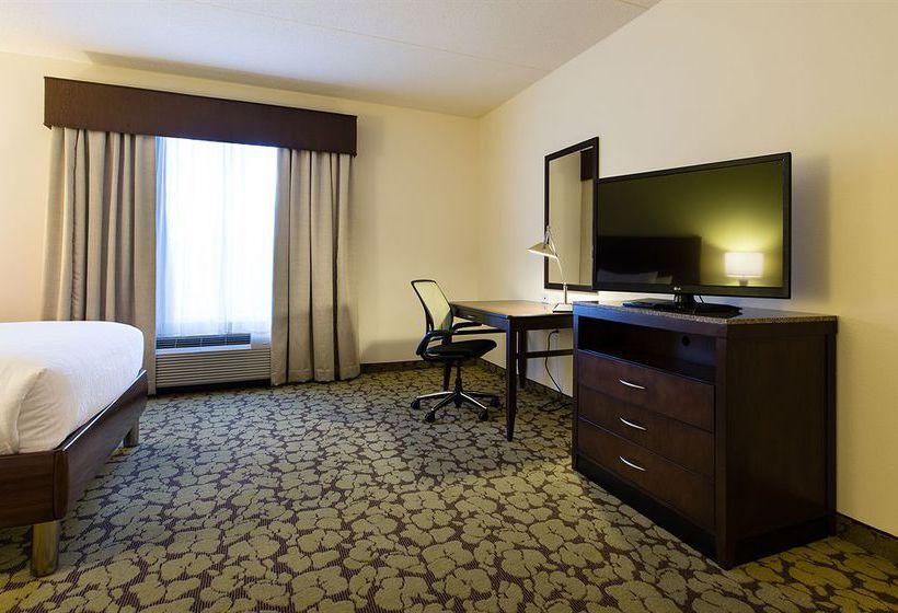 Hotel Hilton Garden Inn Charlotte Airport Charlotte As