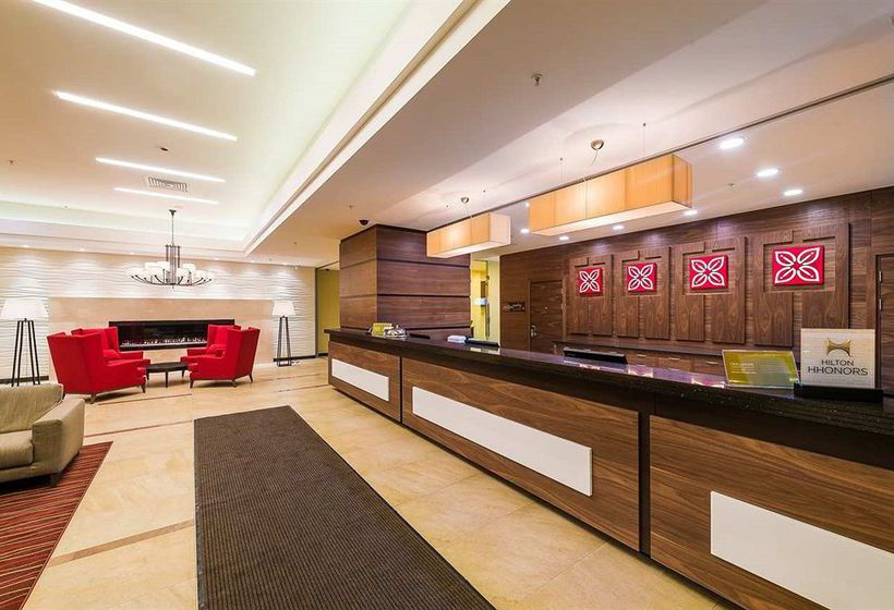 Hôtel Hilton Garden Inn Krasnoyarsk