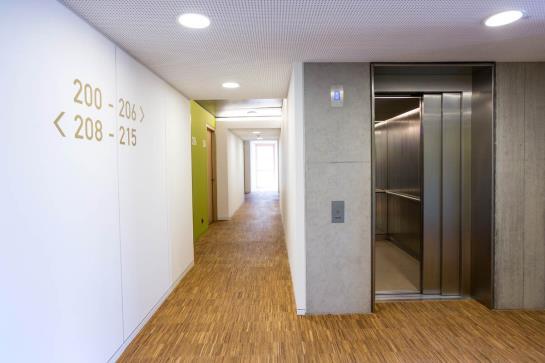 Green City Hotel Vauban Paula Modersohn Platz  Freiburg De