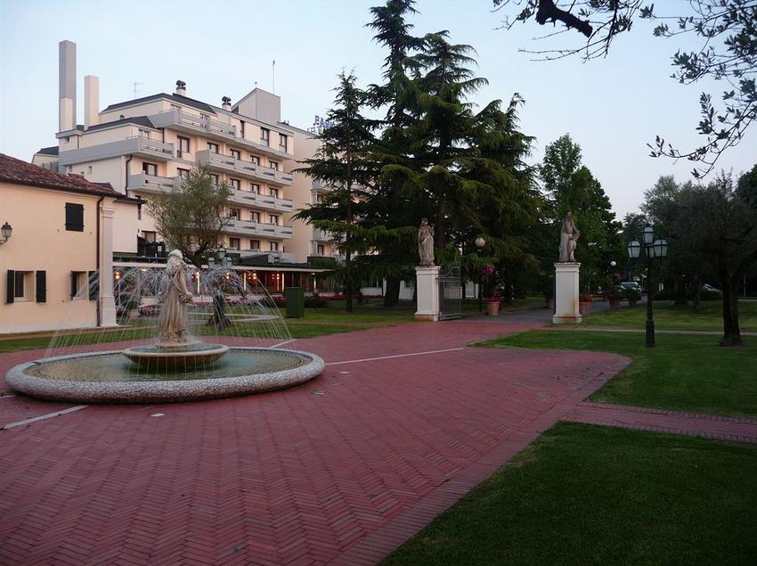 Aussenbereich Park Hotel Villa Fiorita Monastier di Treviso