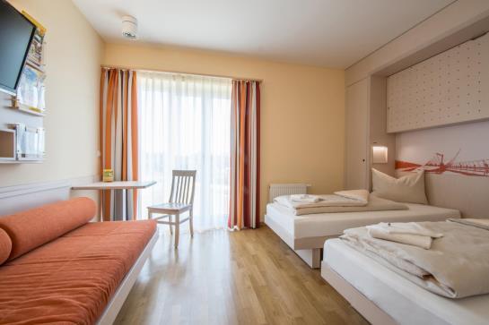 Jufa Hotel Julich Im Bruckenkopf Park