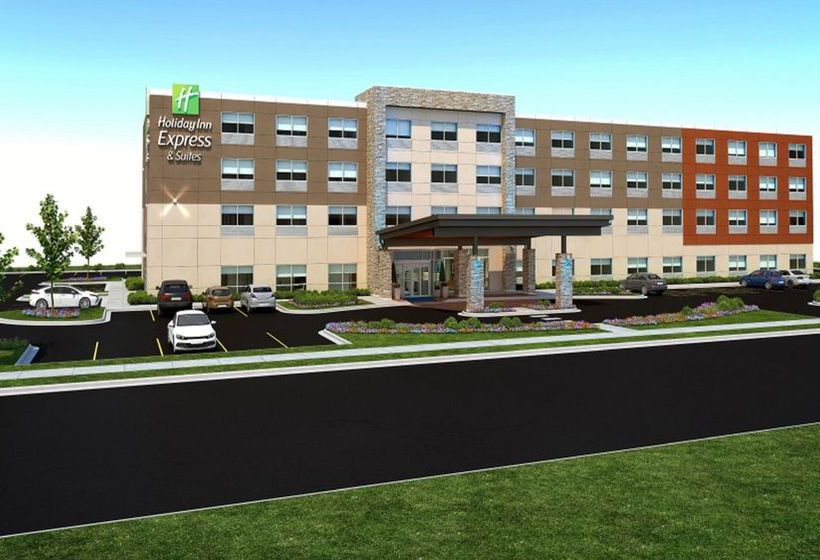 Hotel Holiday Inn Express & Suites Miami Airport Intermodal Area