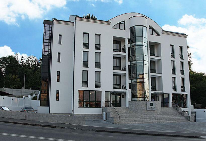Alex&George Boutique Hotel Klausenburg