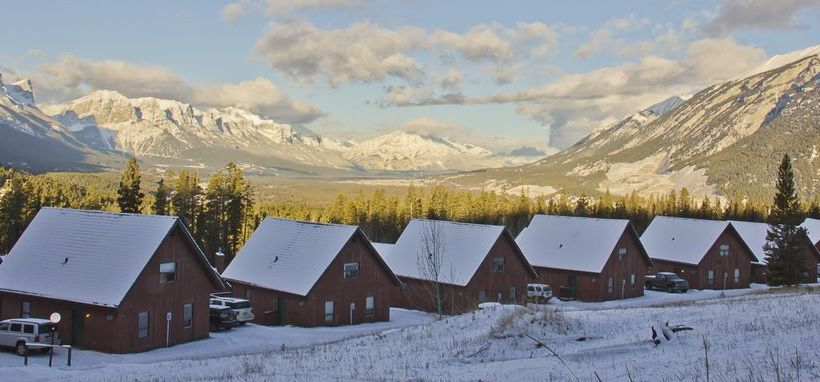Banff Gate Mountain Resort En Dead Man S Flats Destinia